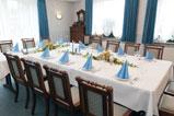 Hotel Lindenhof Heist bei Hamburg, Raum für 25 Personen