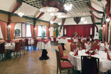 Hotel Lindenhof Heist bei Hamburg - Saal fuer 200 Personen